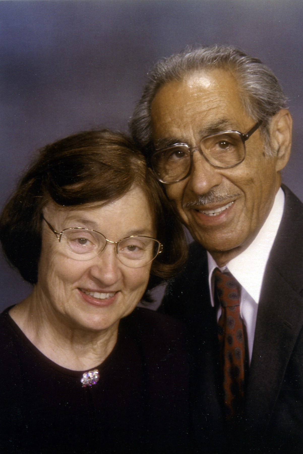 Hank and Jeanine Handjani